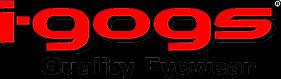 i-gogs red logo - transparent background