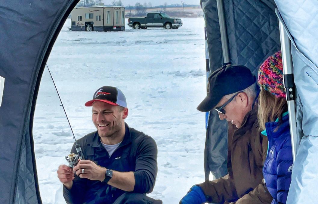 Baxstar Fishing Guide Brady