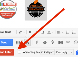 Make Email Work For YOU With The Boomerang App