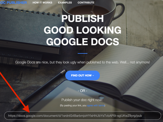 Published Google Doc Are Ugly...Unless You Know This Secret!