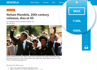 Newsela: A Differentiation Tool To Improve Literacy