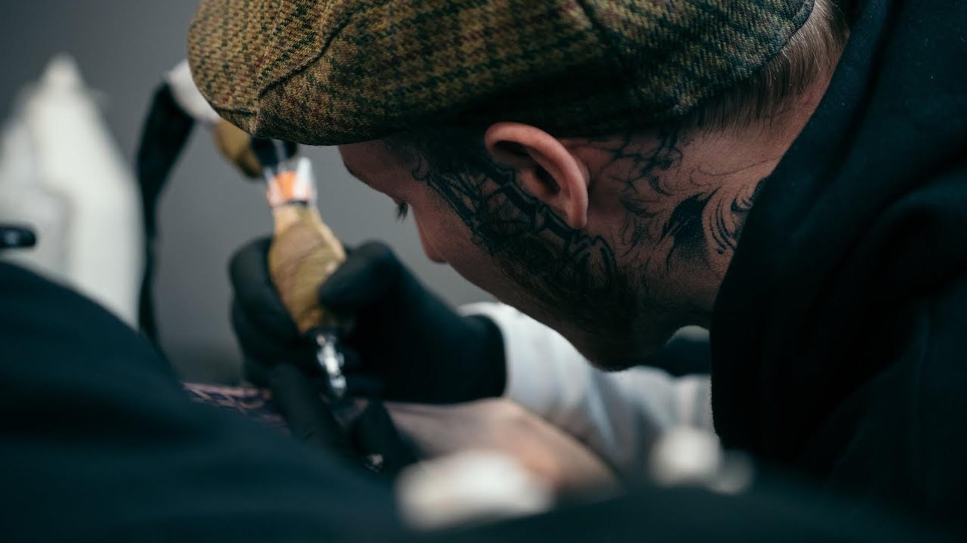 Luke Sayer Tattoo Studio