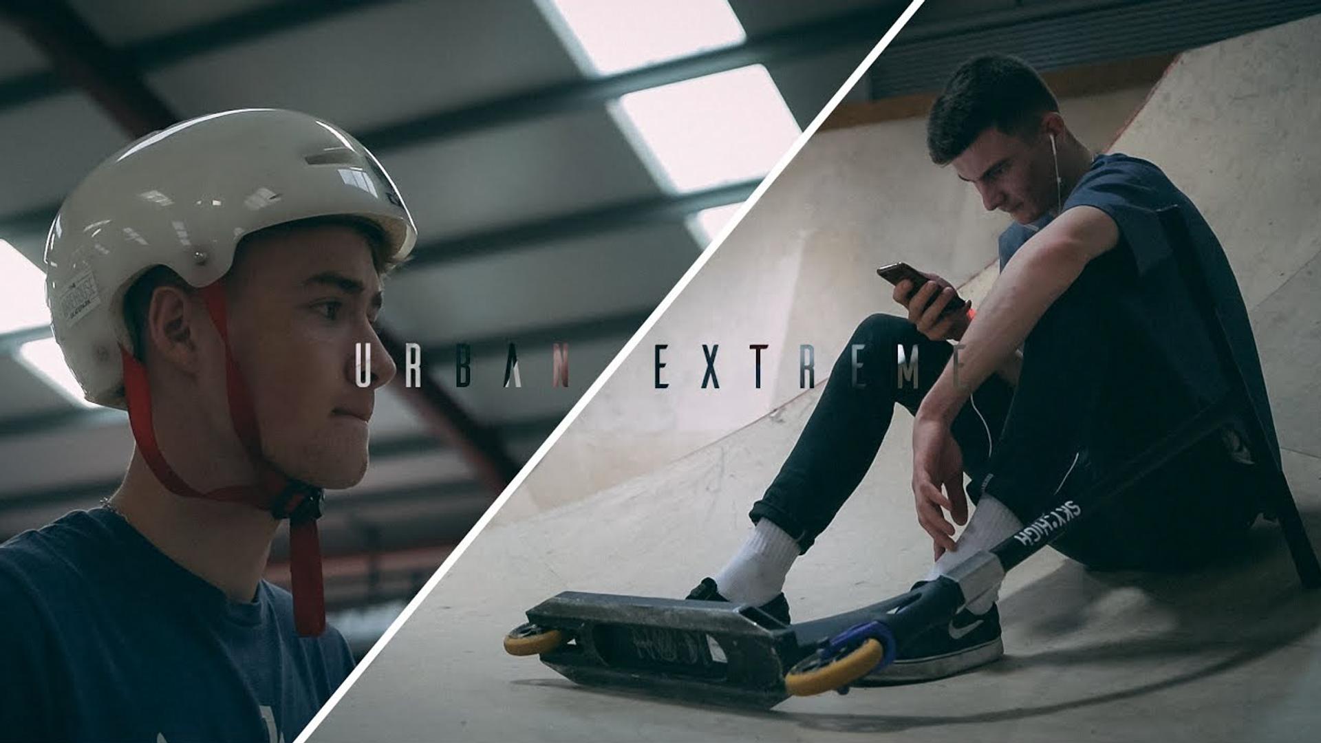 Urban Extreme Skatepark