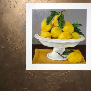 Almalfi Lemons
