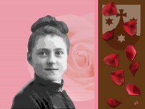 St Therese - Roses