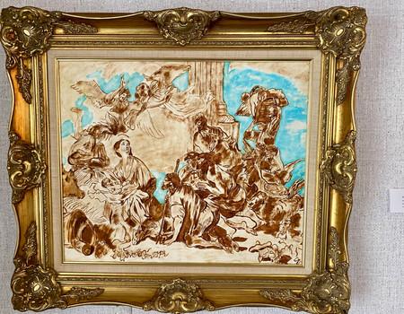 Ink of Madonna & Angels