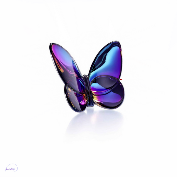 Art Glass Butterfly 50000