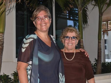Writer Wilma Davidson and savant Diana de Avila team up for book