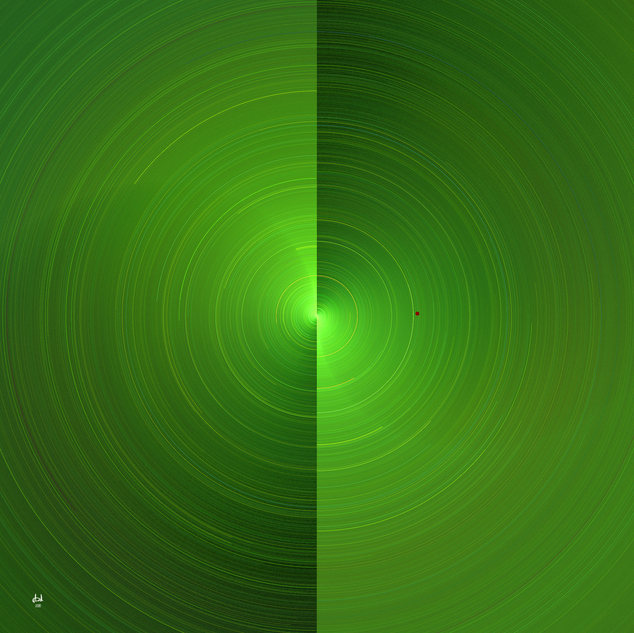 Momentum No 5 in Green