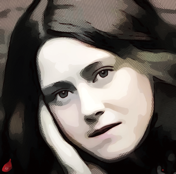 St Therese as Joan of Arc