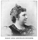 Marian Adele Longfellow - O'Donoghue