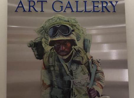 Virginia War Memorial – Veterans' Art Gallery Inaugural Exhibit – Opening Reception