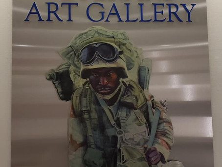 Virginia War Memorial – Veterans' Art Gallery Inaugural Exhibit – Opening Reception