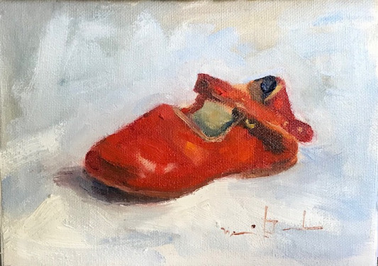 The Little Red Shoe