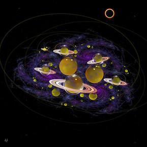 A Crowded Galaxy