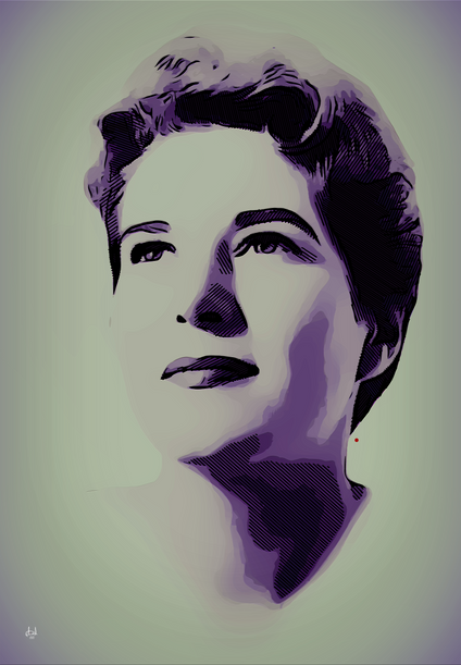 Ann de Avila (My Mom)