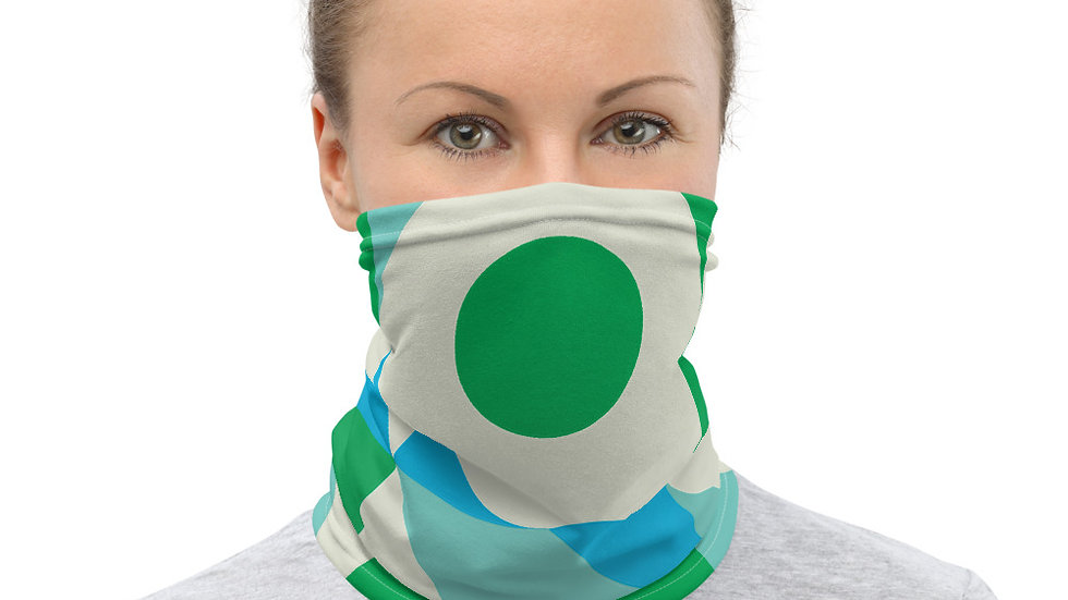 """A Modern Interpretation No. 2 "" Neck Gaiter"
