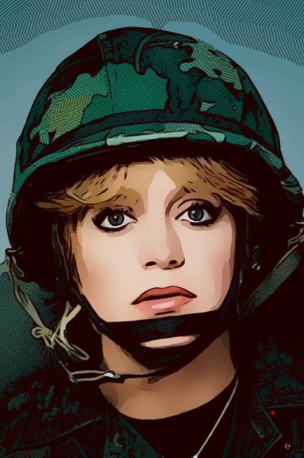 Judy Benjamin - Goldie Hawn