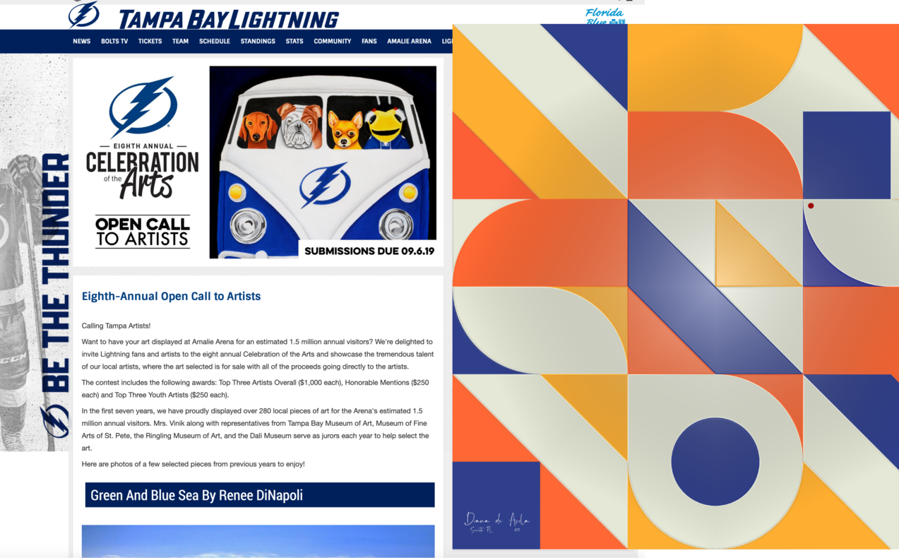 Tampa Bay Lightning Foundation - 8th Annual Celebration of the Arts