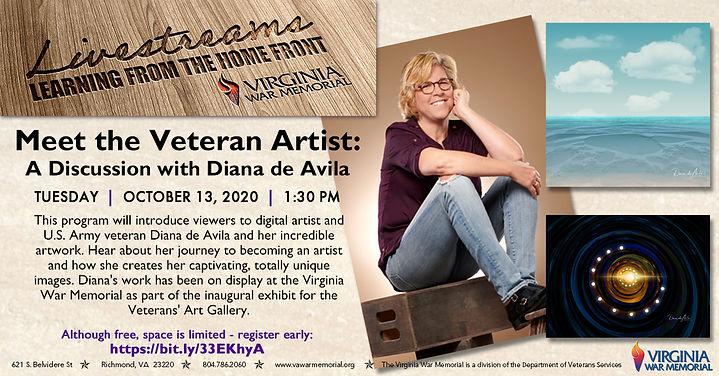 VWM - Livestream FB - Meet the Veteran A