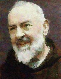St Padre Pio