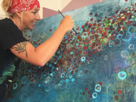 Art Candidate Laurie Maves Guglielmi