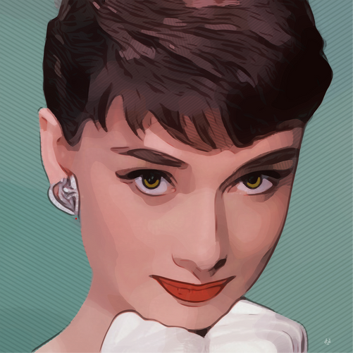 Audrey Hepburn No 2