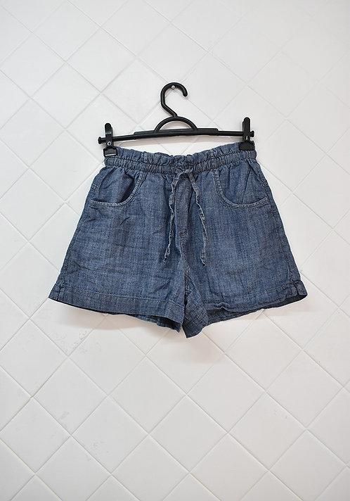 Short Curto Feminino Jeans