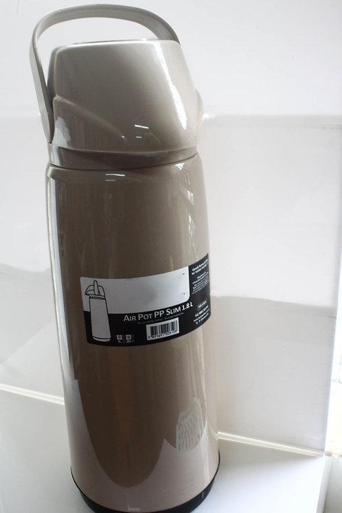 Garrafa Térmica de Mesa Bege - 1.8 litro