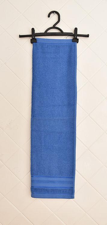 Toalha de Rosto Azul Royal
