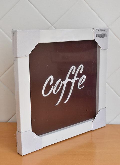 Quadro Decorativo Coffe