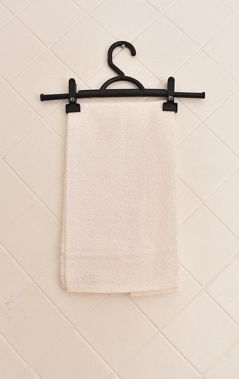 Toalha de Rosto Branca