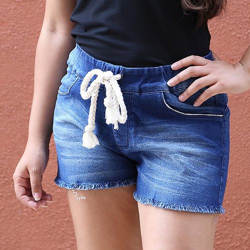Short Feminino Jeans