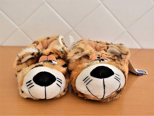 Pantufa Tigre Infantil