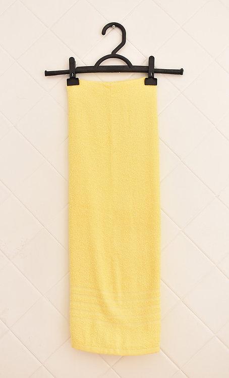 Toalha de Banho Amarela