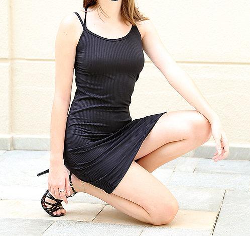 Vestido Preto Básico