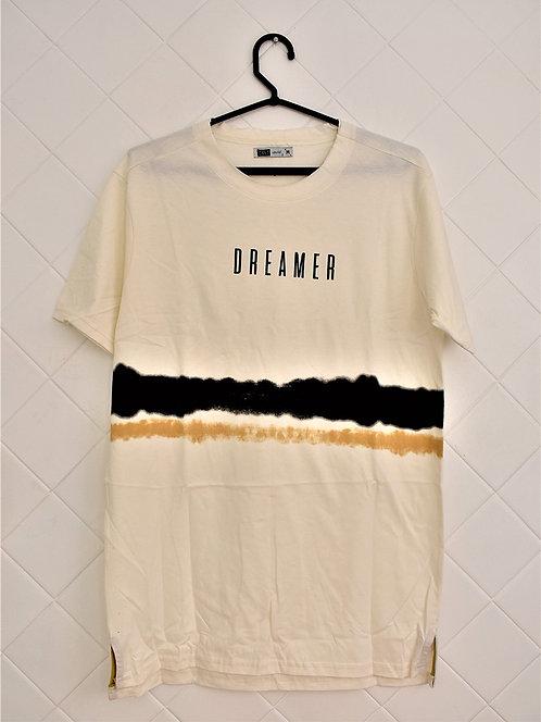Camiseta Masculina Creme Dreamer