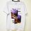 Thumbnail: Camiseta Masculina Branca com Estampa Wild Life