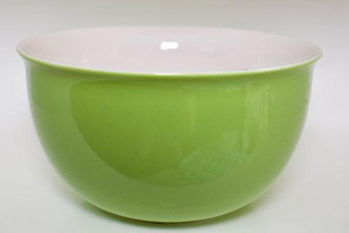 Tigela / Cumbuca  de Cerâmica Bowl Verde 300 ml