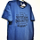 Thumbnail: Camiseta Masculina Azul Denin Industry