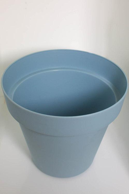 Vaso de Plástico Azul Chuva