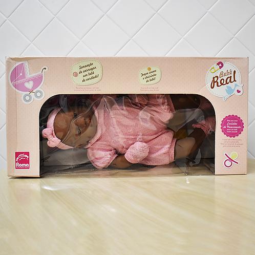 Boneca Bebê Real