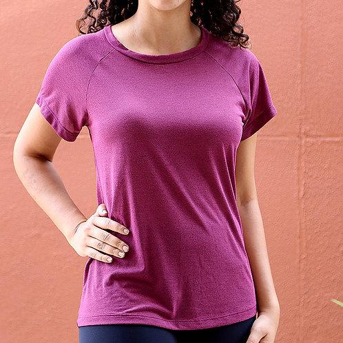 Camiseta Feminina Fitness