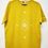 Thumbnail: Camiseta Masculina Amarela com Estampa em Branco