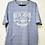 Thumbnail: Camiseta Masculina Azul Clara - Blue Jeans