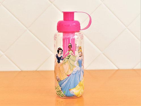 Garrafa Princesa Disney Rosa