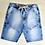 Thumbnail: Bermuda Jeans Masculina