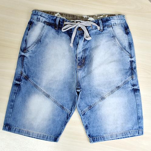 Bermuda Jeans Masculina