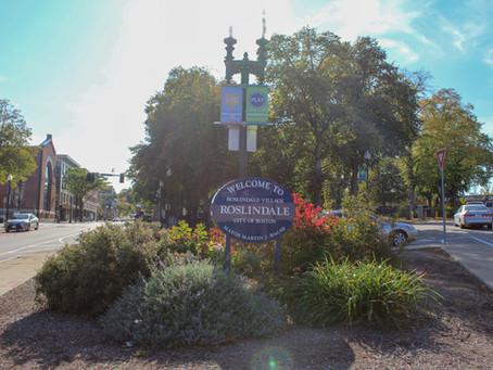 Where We Work: Roslindale