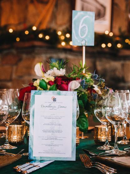 2018 Winter Wine Dinner